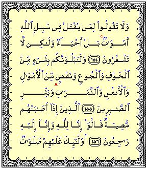 سبیل در قرآن