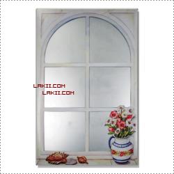 °• نقاشات ممتعة حول المرآيا ) 4 ( إطارات خشبية و رسومات° • AmSalah_P14261553.pn