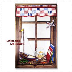 °• نقاشات ممتعة حول المرآيا ) 4 ( إطارات خشبية و رسومات° • AmSalah_P14261560.pn