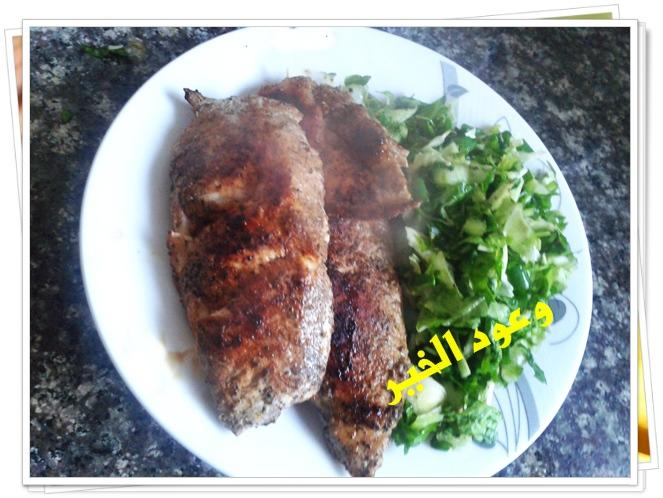 الدجاج لوجبات الاطفال wo3ood_5PUqh92014-02