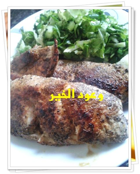 الدجاج لوجبات الاطفال wo3ood_dBPczr2014-02