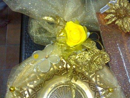 ورشة التوزيعات وعلب الهدايا وصوانى