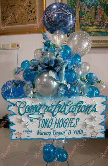 تزيين الهدايا والحفلات استخدام البالونات في تزين الهدايا والحفلات