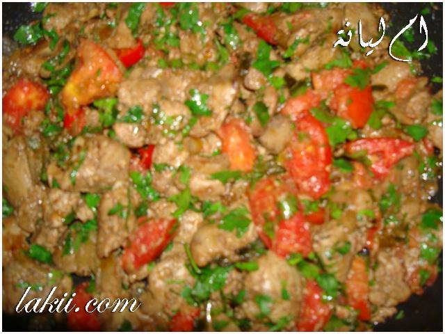 umleanah DSC01112 كبد دجاج شامية بالصور