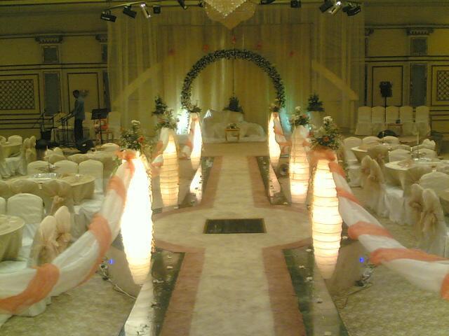 حلول لأبرز مشاكل ما قبل الزفاف ديكورات الممرات ليوم الزفاف