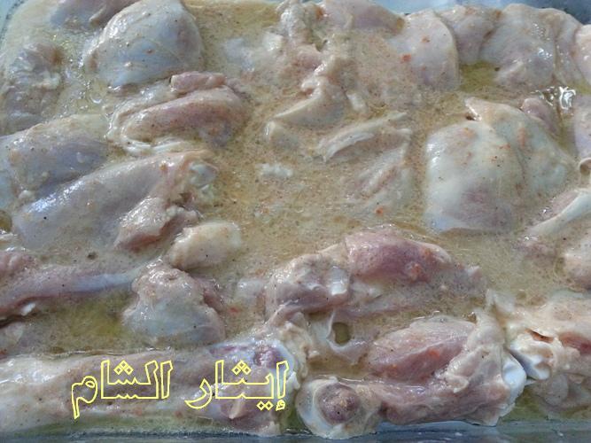 شاورما الدجاج lamar_20130421_16535