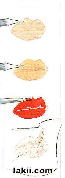 موسوعة ماكياج من a الى z beauty_lip.jpg