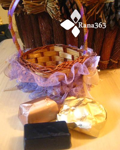 افكار تغليف وتزين الهدايا افكار لتقديم شكولاته العيد
