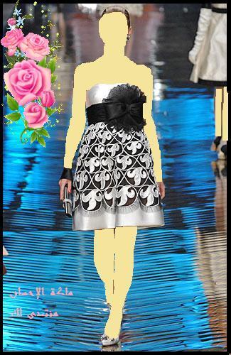 الفستان قماش مورد وقفازات طويلة فستان ناعم فوق الركبة طوله