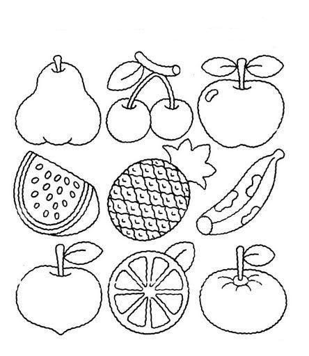 Dibujos De Basura Organica Para Colorear Imagui