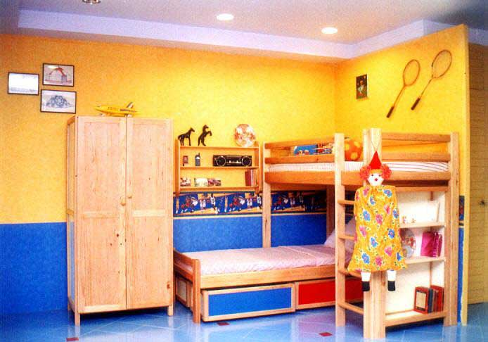 childbed4 How to Start Using kids Bunk Beds twin beds 2015