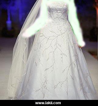 2- 3- 4- موديلات فساتين الزفاف 2012