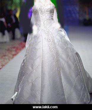 زفاف قمة الرقيمجموعة مميزة من فساتين الافراحفساتين زفاف فرنسية فساتين