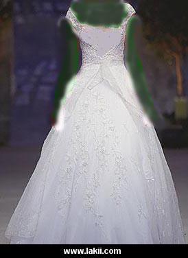 تجعلك أميرة ليلة زفافكفساتين جديدة لإطلالة أكثر شياكة وجمالأجمل فساتين