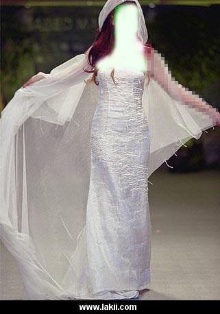 في عرضها بدبيفساتين زفاف جمالها من الآخرتألقي يوم زفافك بتشيكلات