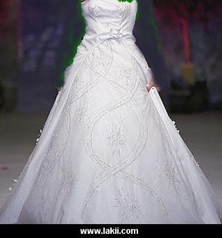 فساتين رائعة للعرسموديلات جديدة من فساتين العروسصور احلي فساتين للعروسفساتين